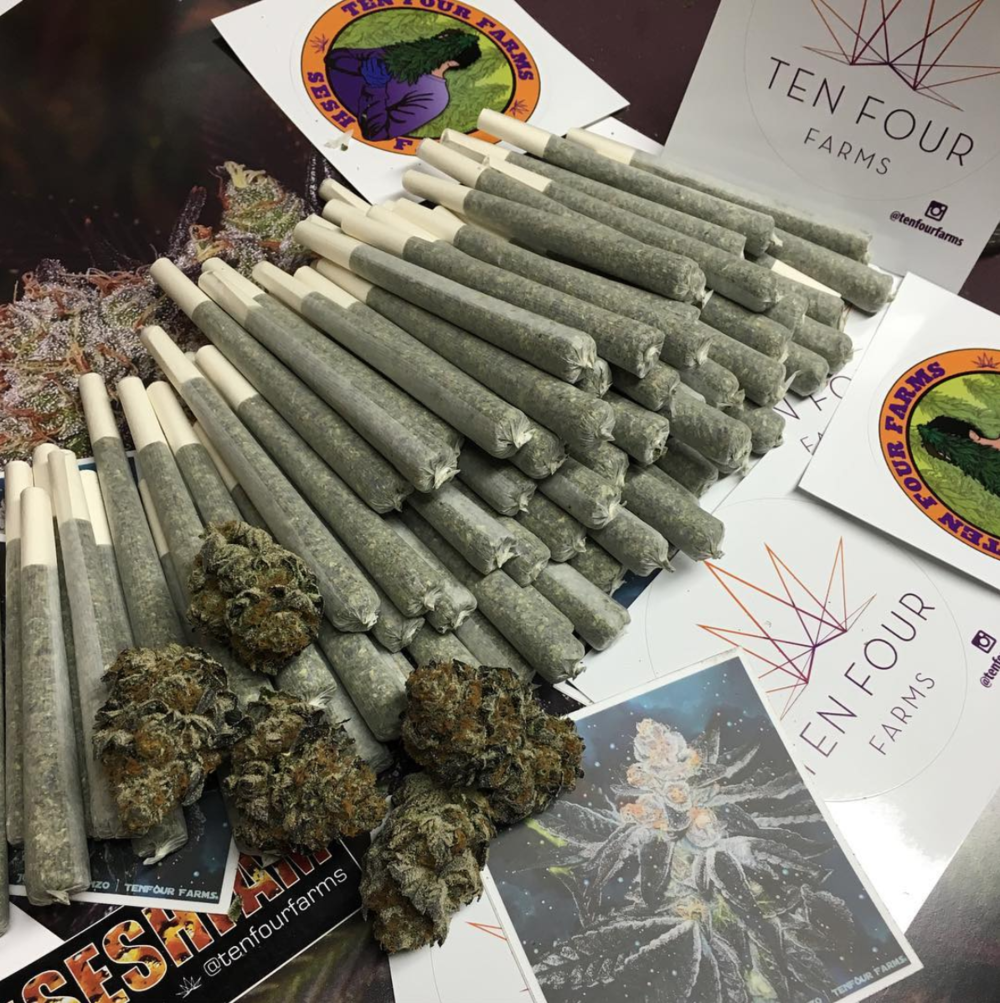 GSC Prerolls - Available at all our distributors.