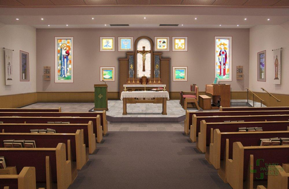 St. Hedwig Church Remodel