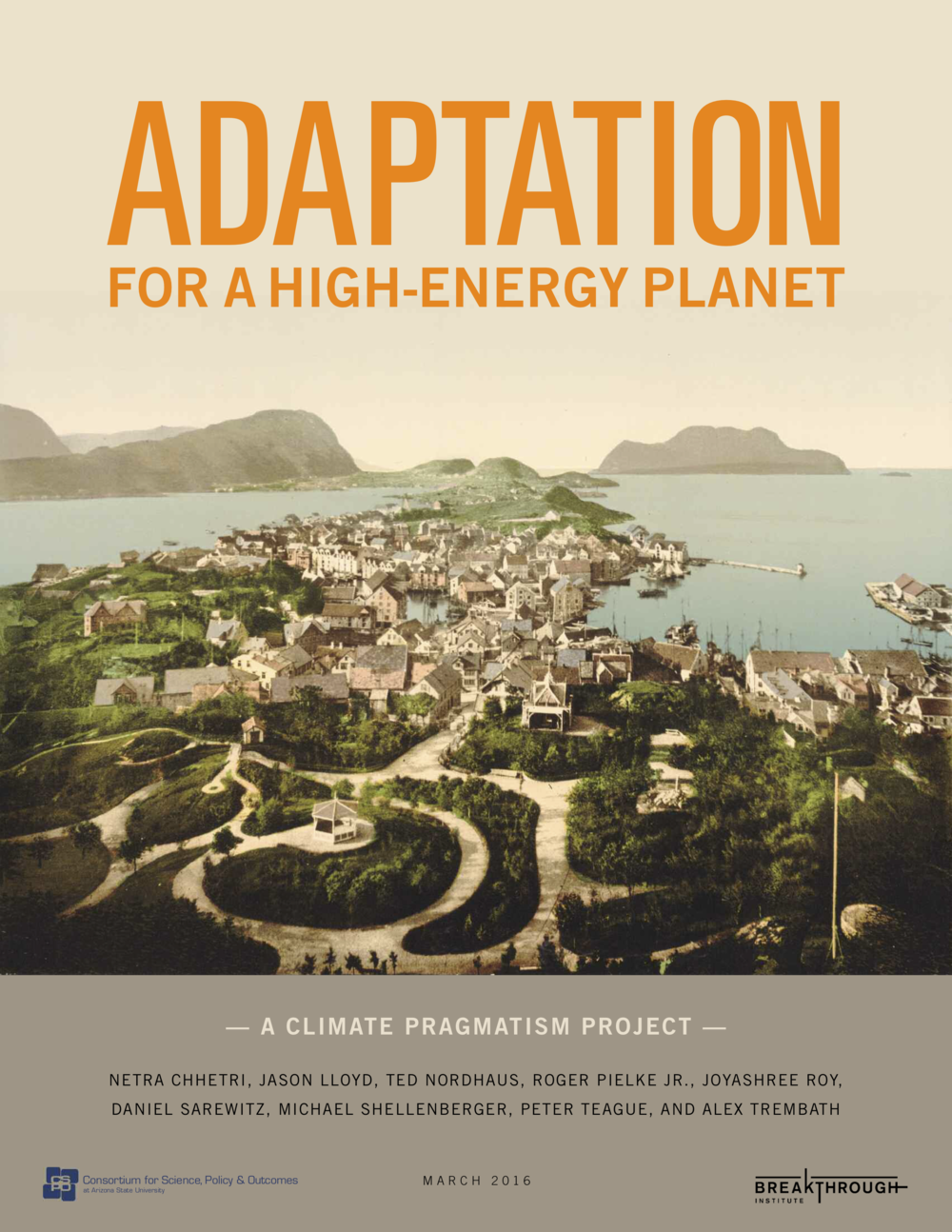 Adaptation for a High-Energy Planet