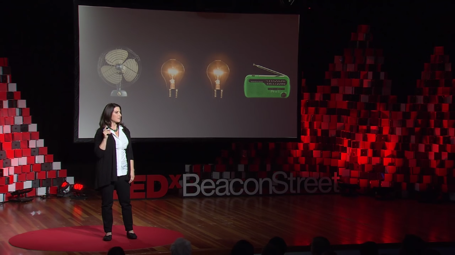 Rachel Pritzker TED Talk Energy Myths: Climate, Poverty, and a Reason to Hope