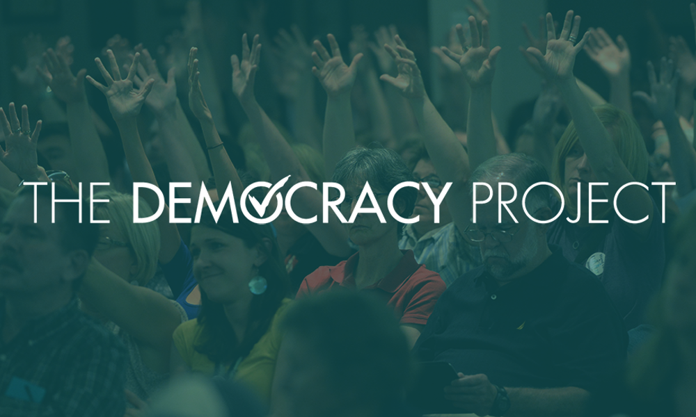 The Democracy Project: Reversing a Crisis of Confidence