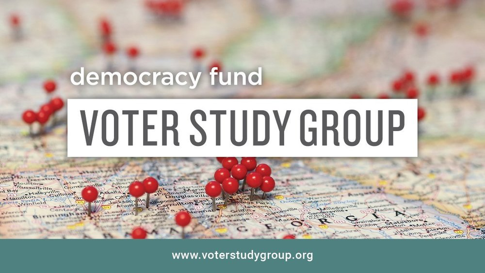 Democracy Fund Voter Study Group