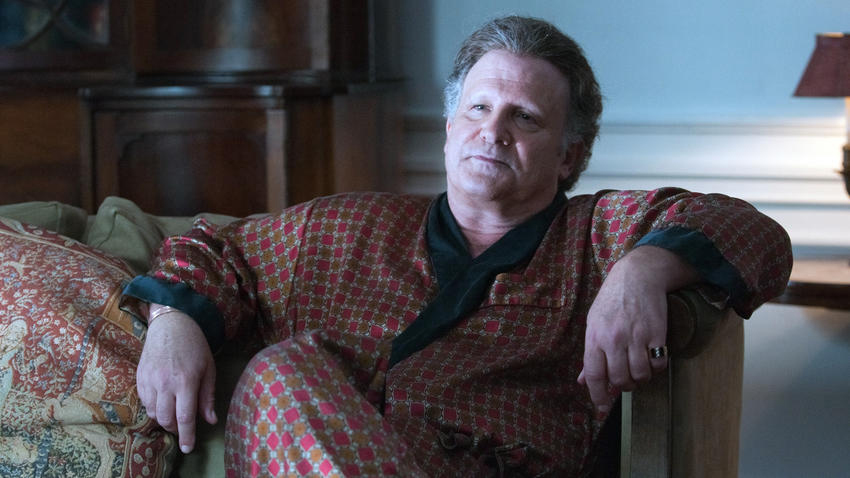 "Albert Brooks plays a ruthless mobster in ""Drive."" (Richard Foreman / FilmDistrict)"