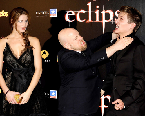'Eclipse' director pushed for bolder 'Twilight'. June 16, 2010
