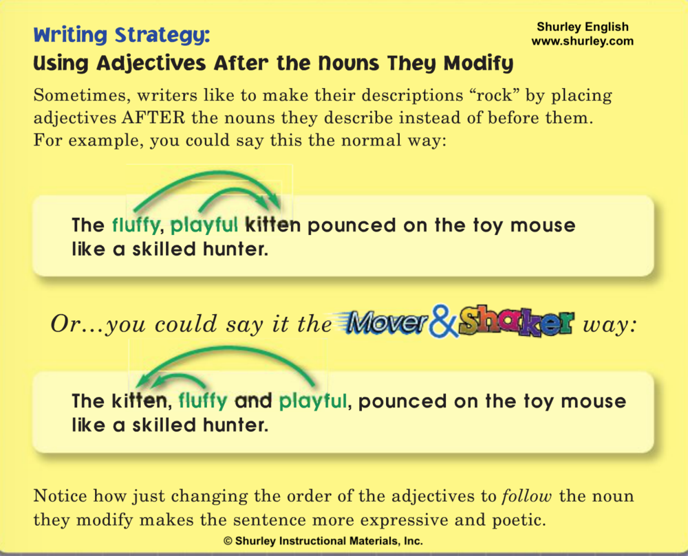 Mover and Shaker Sentences with Shurley English.png