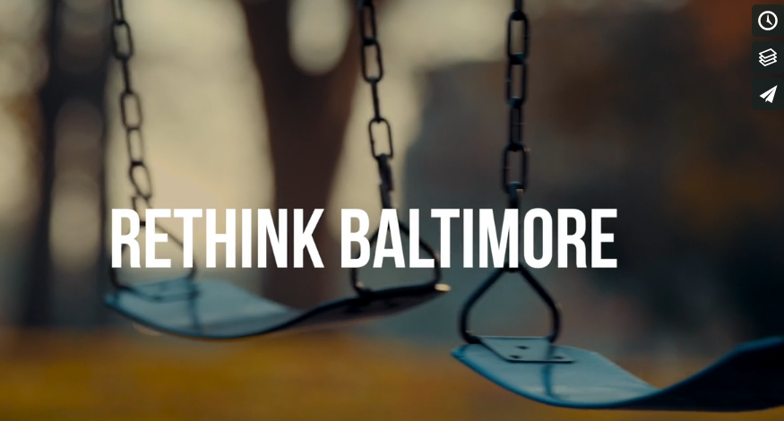 What is Rethink Baltimore?