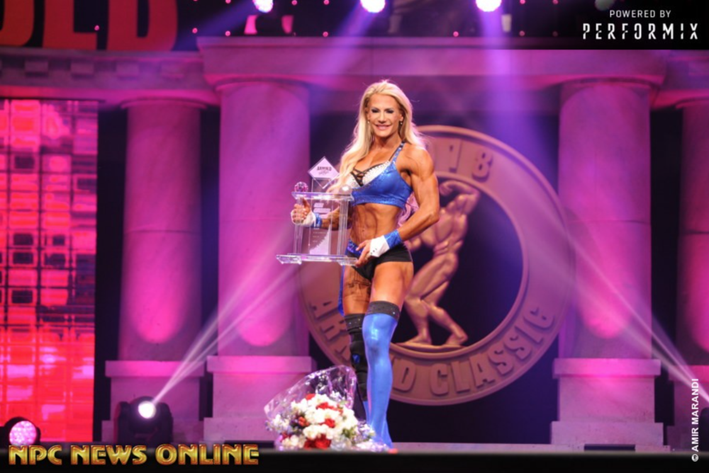 2018 Arnold Classic -- 1st Place