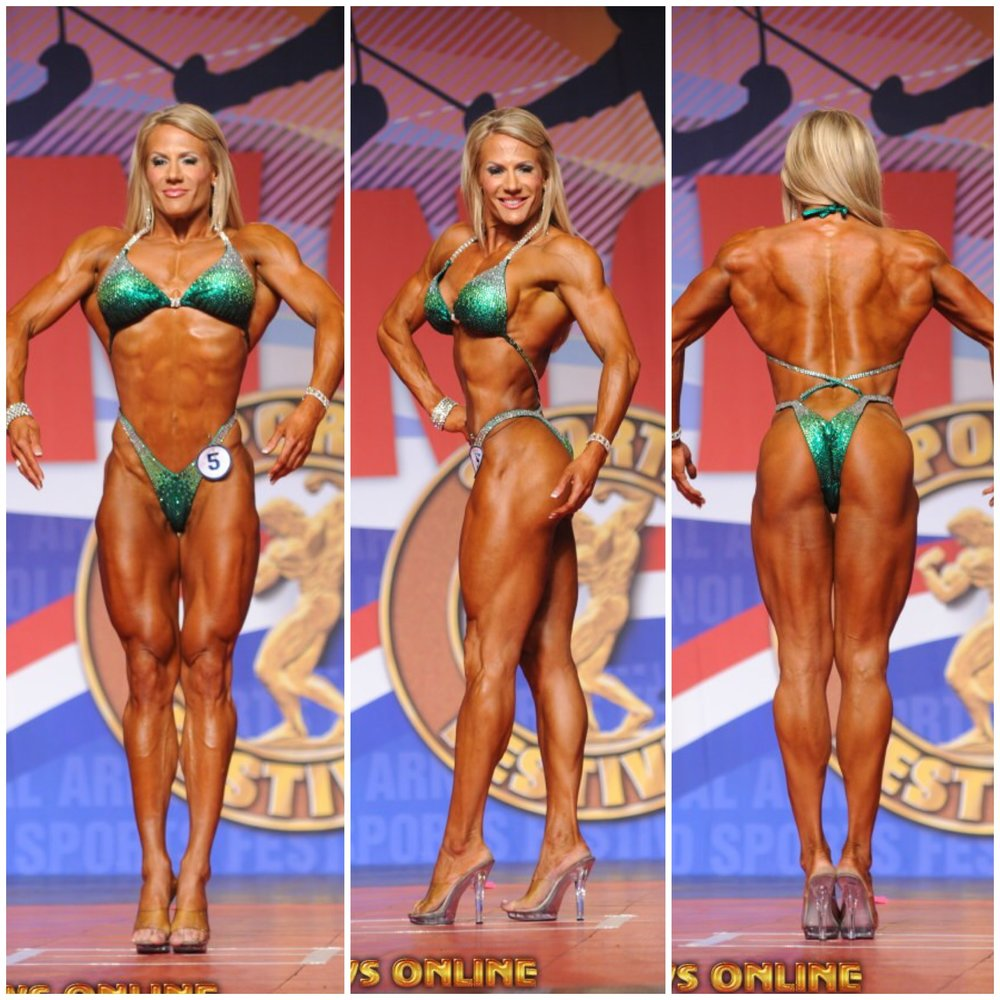 2015 Arnold Classic Fitness International --