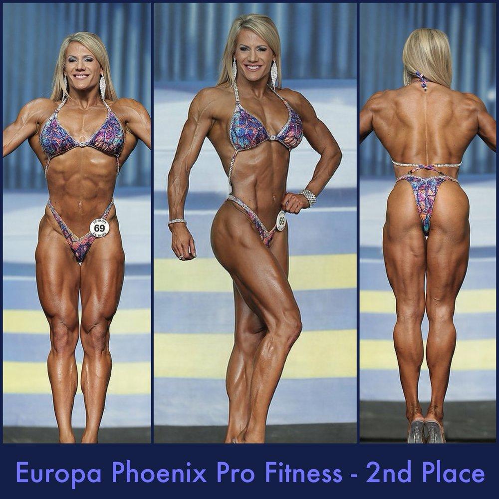 2014 Phoenix Europa -- 2nd Place