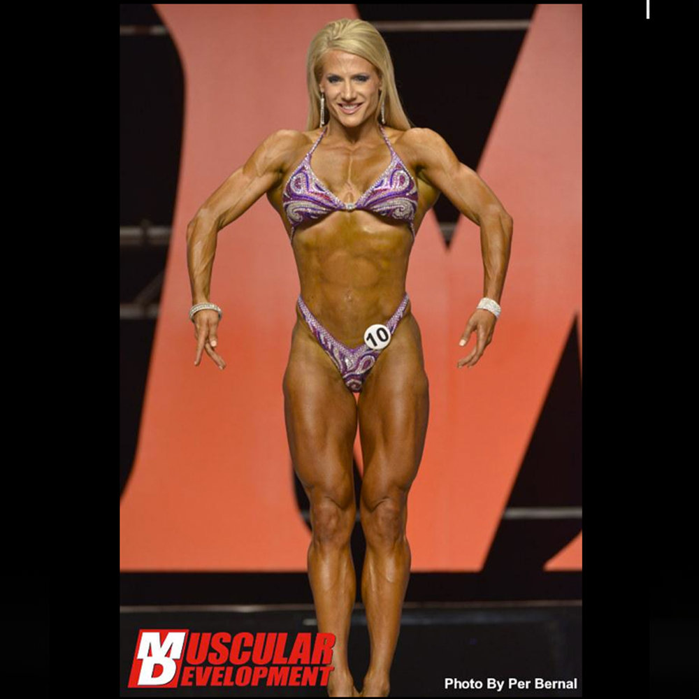 2013 Olympia -- 9th Place