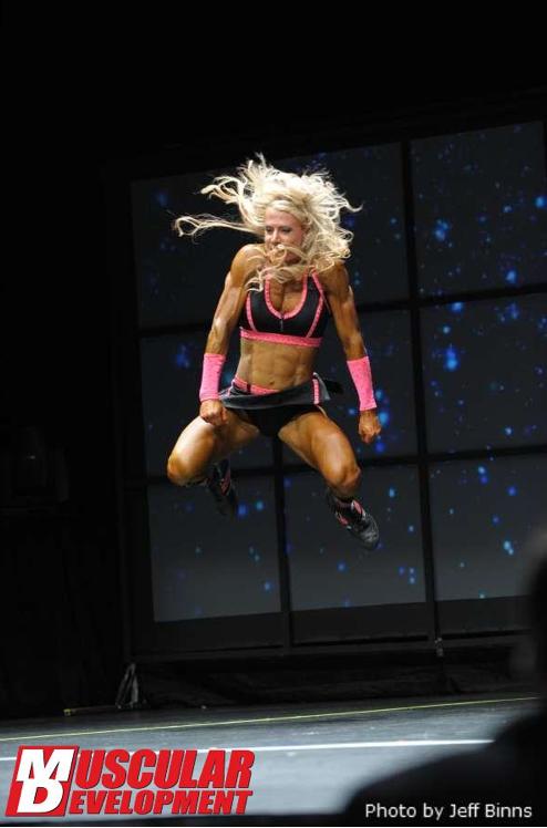 2012 Toronto Pro -- 9th Place