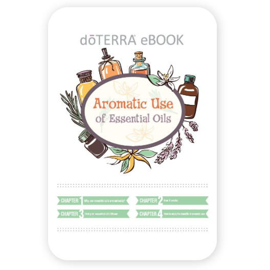 doterra essential oils aromatic oils ebook