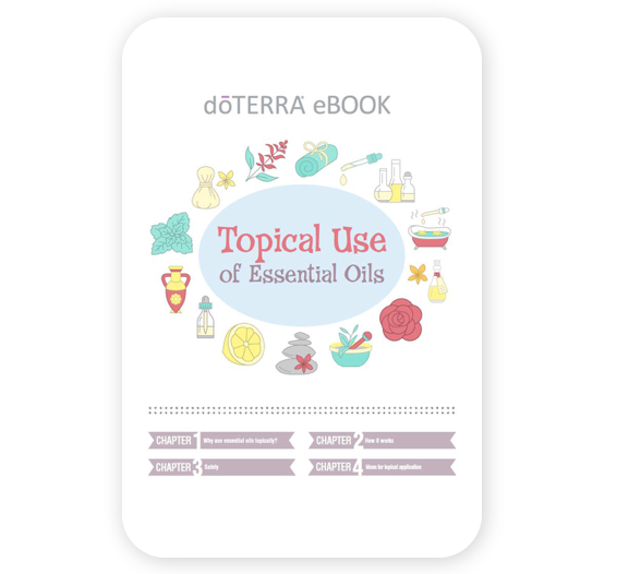 doterra essential oils topical uses ebook