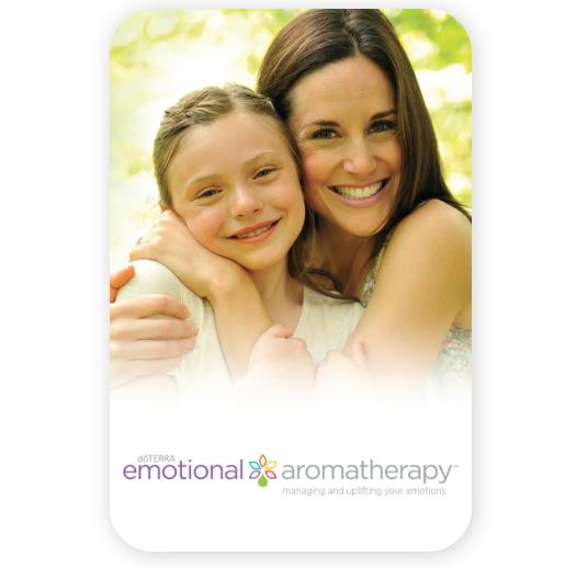 doterra essential oils emotional aromatherapy brochure