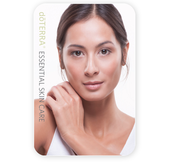 doterra essential oils essential skin care brochure