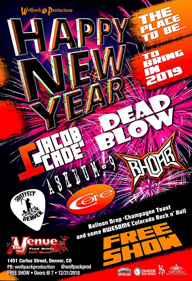 Free New Years Eve Party!!! — The Venue