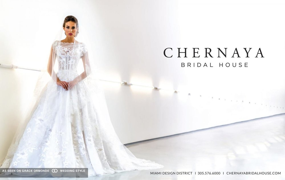 "Chernaya Bridal - ""My Girl"" Social Media Campaign"