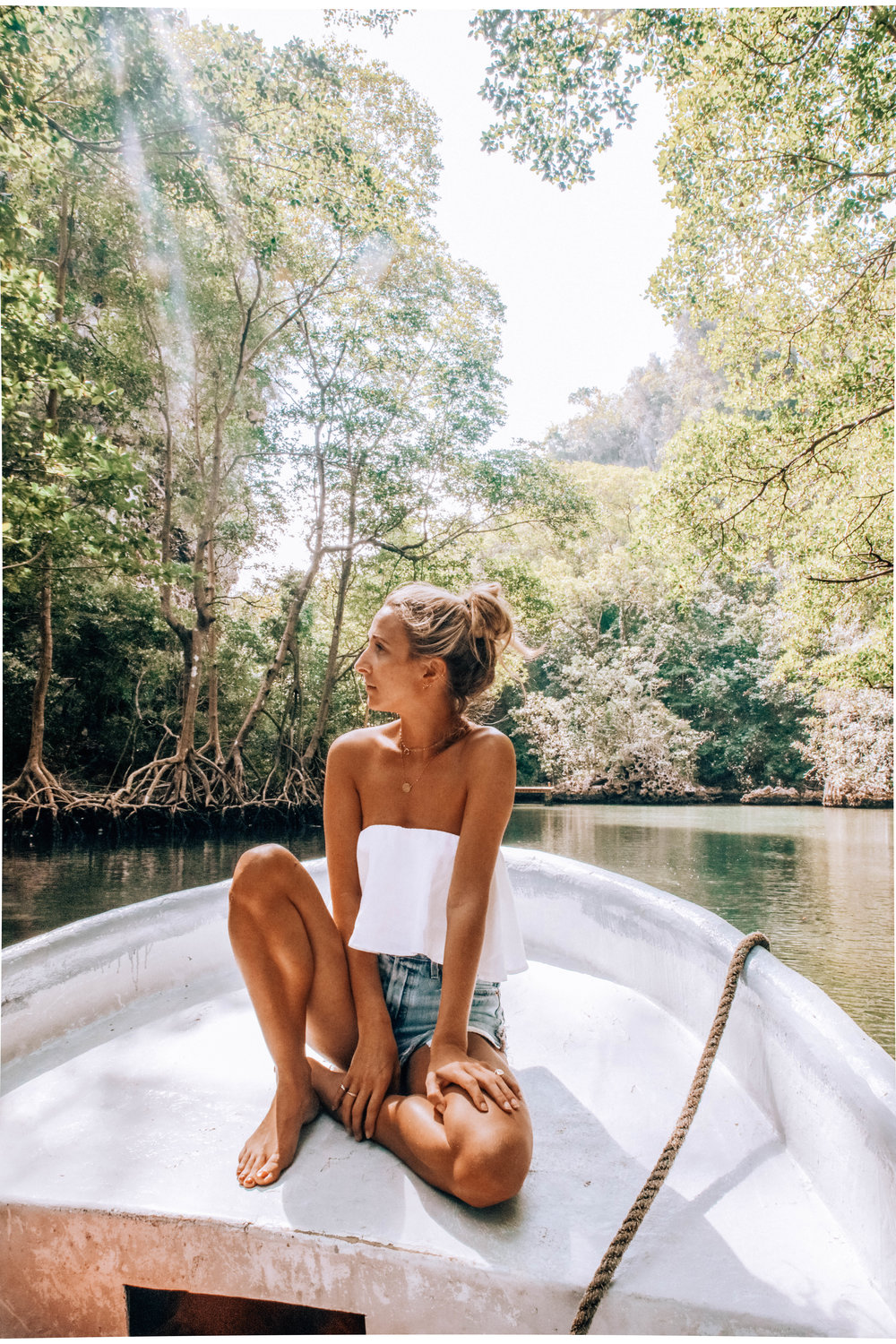 Boat Trip - Untouched mangroves, beautiful caves and incredible birds.