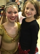 Ella and Katie!