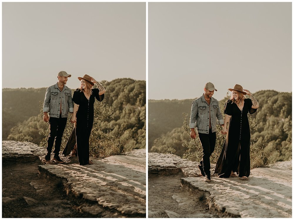Katie Marie Photography | Hamilton Ontario Wedding Photographer | Hamilton Engagement Session | HamOnt | Dundas Peak Proposal_0006.jpg