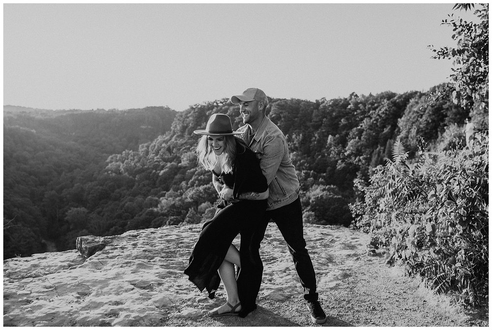 Katie Marie Photography | Hamilton Ontario Wedding Photographer | Hamilton Engagement Session | HamOnt | Dundas Peak Proposal_0023.jpg