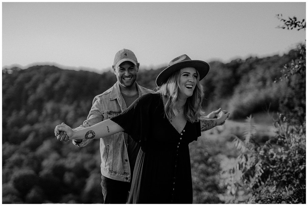 Katie Marie Photography | Hamilton Ontario Wedding Photographer | Hamilton Engagement Session | HamOnt | Dundas Peak Proposal_0024.jpg