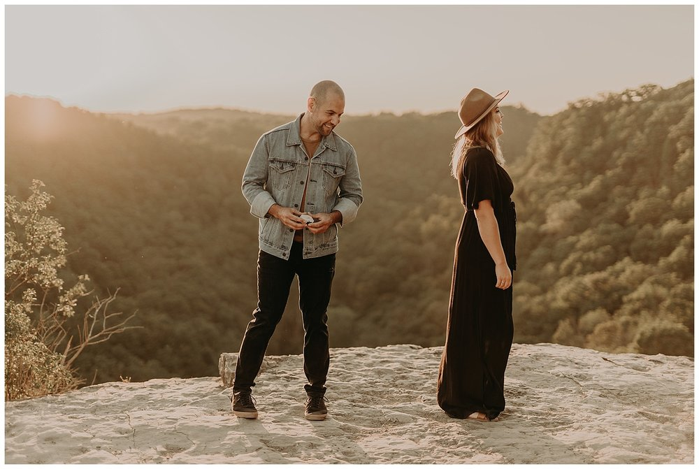 Katie Marie Photography | Hamilton Ontario Wedding Photographer | Hamilton Engagement Session | HamOnt | Dundas Peak Proposal_0035.jpg