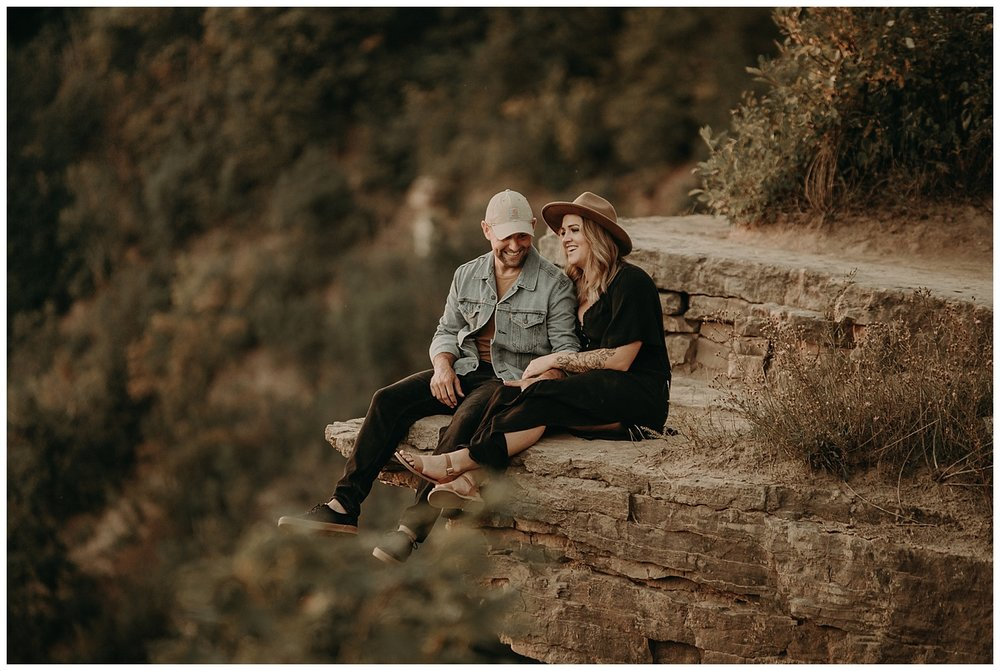 Katie Marie Photography | Hamilton Ontario Wedding Photographer | Hamilton Engagement Session | HamOnt | Dundas Peak Proposal_0081.jpg