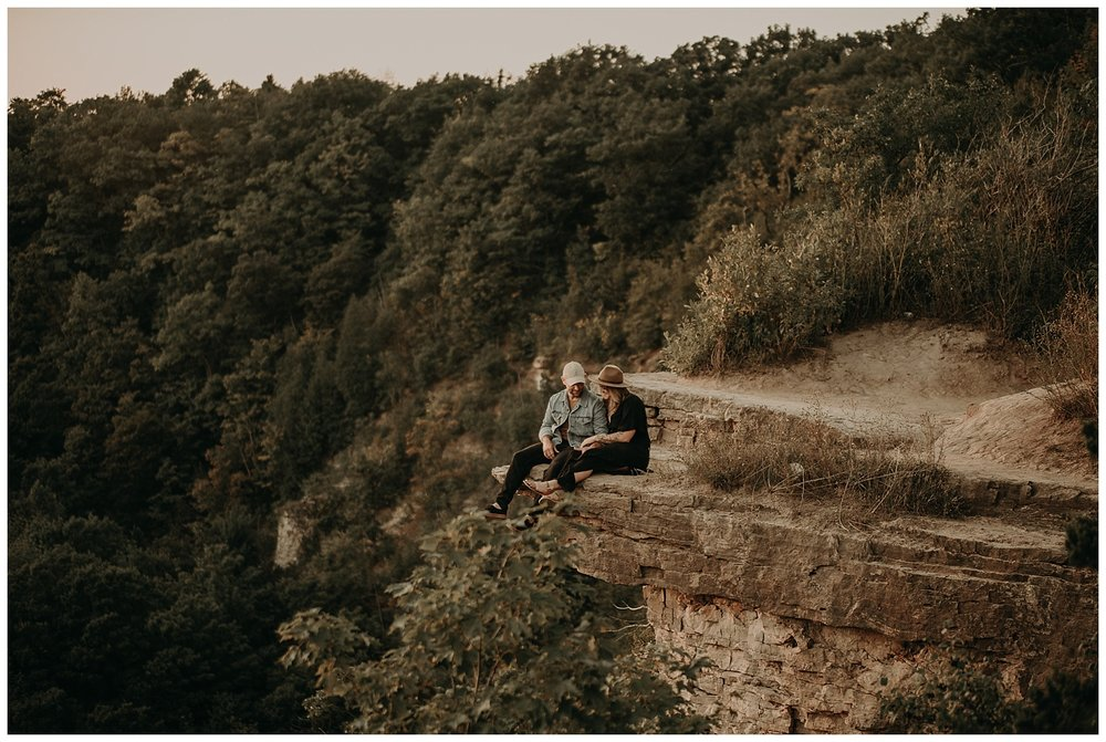 Katie Marie Photography | Hamilton Ontario Wedding Photographer | Hamilton Engagement Session | HamOnt | Dundas Peak Proposal_0083.jpg
