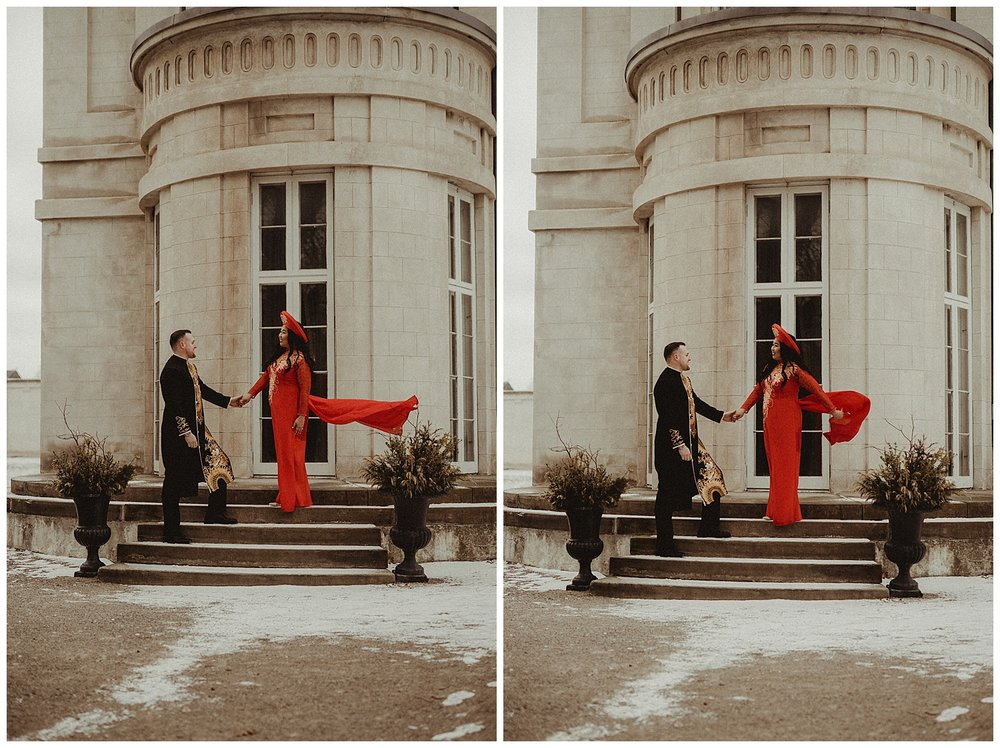 Katie Marie Photography | Hamilton Ontario Wedding Photographer | Hamilton Engagement Session | HamOnt | Vietnamese Engagement Session | Traditional Outfit Engagement Session | Dundurn Castle_0022.jpg