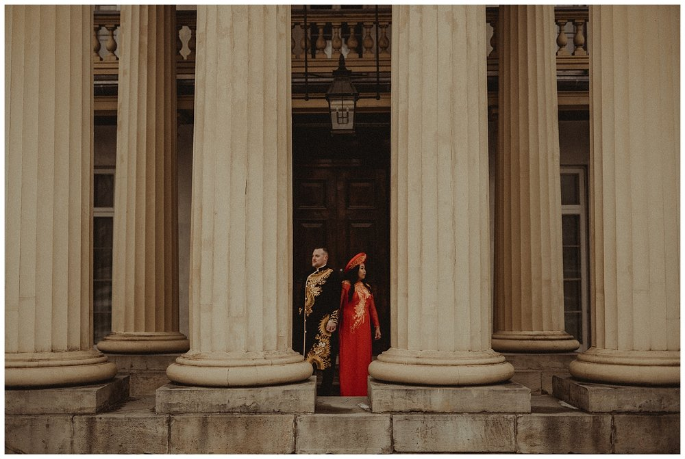 Katie Marie Photography | Hamilton Ontario Wedding Photographer | Hamilton Engagement Session | HamOnt | Vietnamese Engagement Session | Traditional Outfit Engagement Session | Dundurn Castle_0030.jpg