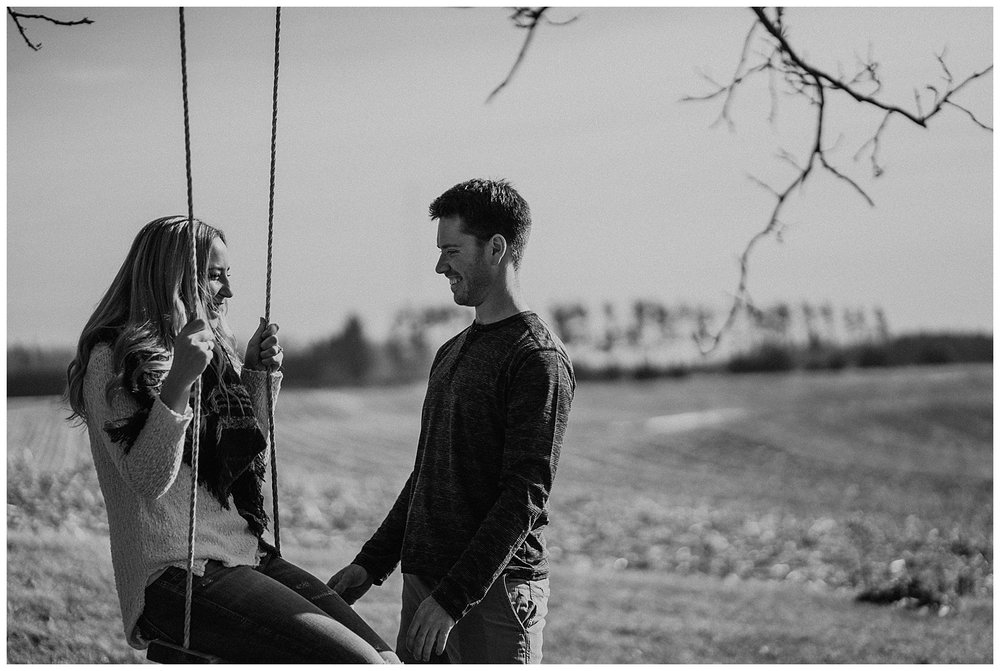 Katie Marie Photography | Hamilton Ontario Wedding Photographer | Hamilton Engagement Session | Vittoria Engagement Session | St. Williams | Port Ryerse Engagement Session | Country Engagement Session_0011.jpg