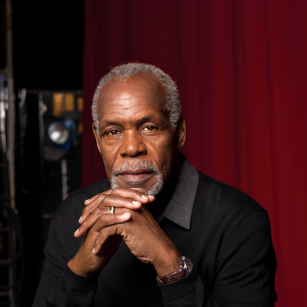 Actor, producer and humanitarian Danny Glover has been a commanding presence on screen, stage and television for more than 30 years.  As an actor, his film credits range from the blockbuster  Lethal Weapon  franchise to smaller independent features, some of which Glover also produced.  In recent years he has starred in an array of motion pictures including the critically-acclaimed  Dreamgirls  directed by Bill Condon and in the futuristic  2012  for director Roland Emmerich.  In addition to his film work, Glover is highly sought after as a public speaker, delivering inspirational addresses and moving performances in such diverse venues as college campuses, union rallies and business conventions.     Glover recently starred in  Almost Christmas  for Universal Studios.  He was also seen in  Rage  co-starring Nicolas Cage,  Beyond the Lights  and the independent  Complete Unknown.  He will soon  be completing roles in  Come Sunday  opposite Chewitel Ejiofor,  Old Man & The Gun  with Robert Redford and  Proud Mary  opposite Taraji P. Henson.
