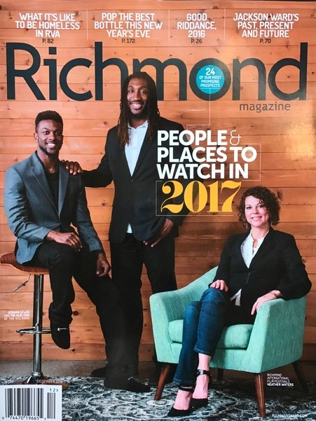 Richmond Magazine - Dec 2016 Cover Issue.JPG