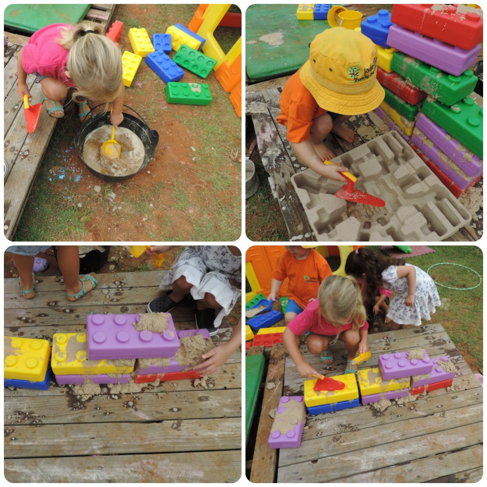 Children in a sandpit - learn and grow through exploration. They try out new things and learn from the process. A sandpit is a safe place for children to explore and find what works and what doesn't. We expect our students to learn through an inquiry lens - why not expect the same of Teachers and Leaders.