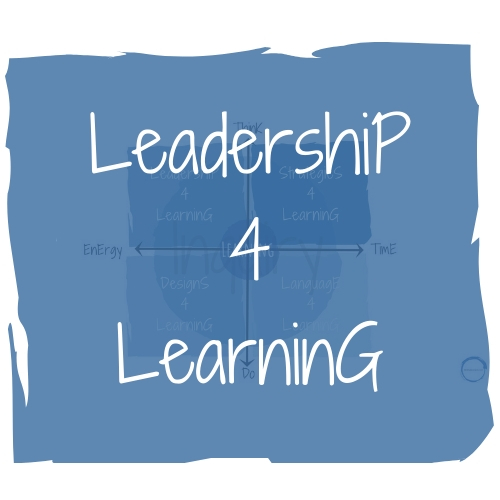 Leadership 4 Learning - AKA Change Leadership - supporting leaders through the 7 Habits of a change leader.Leadership for learning is about what leadership actions are required to support the learning that is part of the change process.