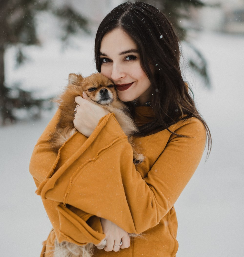 Hey, I'm Alina - I am a wedding photographer born and raised in Russia. I now live in the United States with my pup Boolah. I am crazy passionate about traveling and cherish friendship and human connection most. I'd love to get to know you!wanna know more about me? →