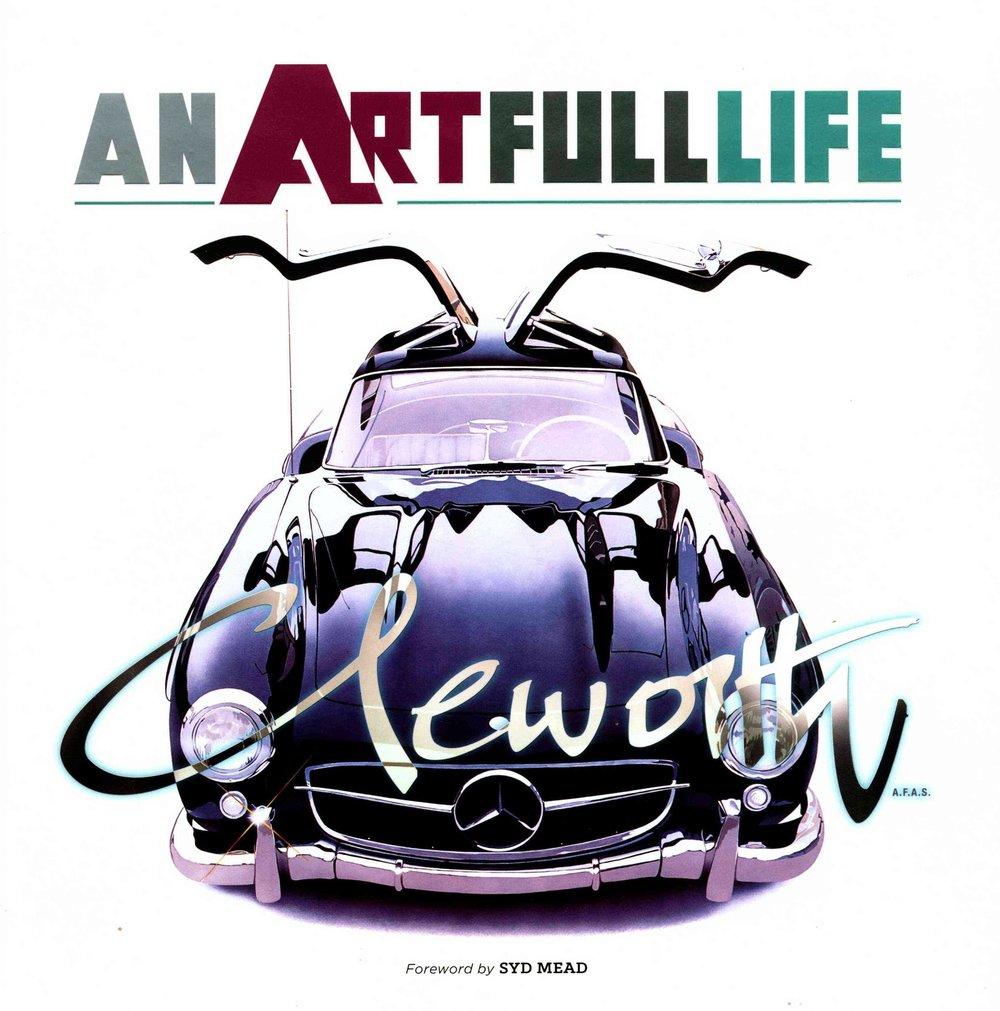 CLEWORTH: an ARTFULLlife (Book)