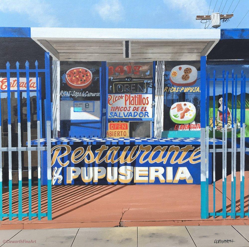"""""""Pupuseria"""""""