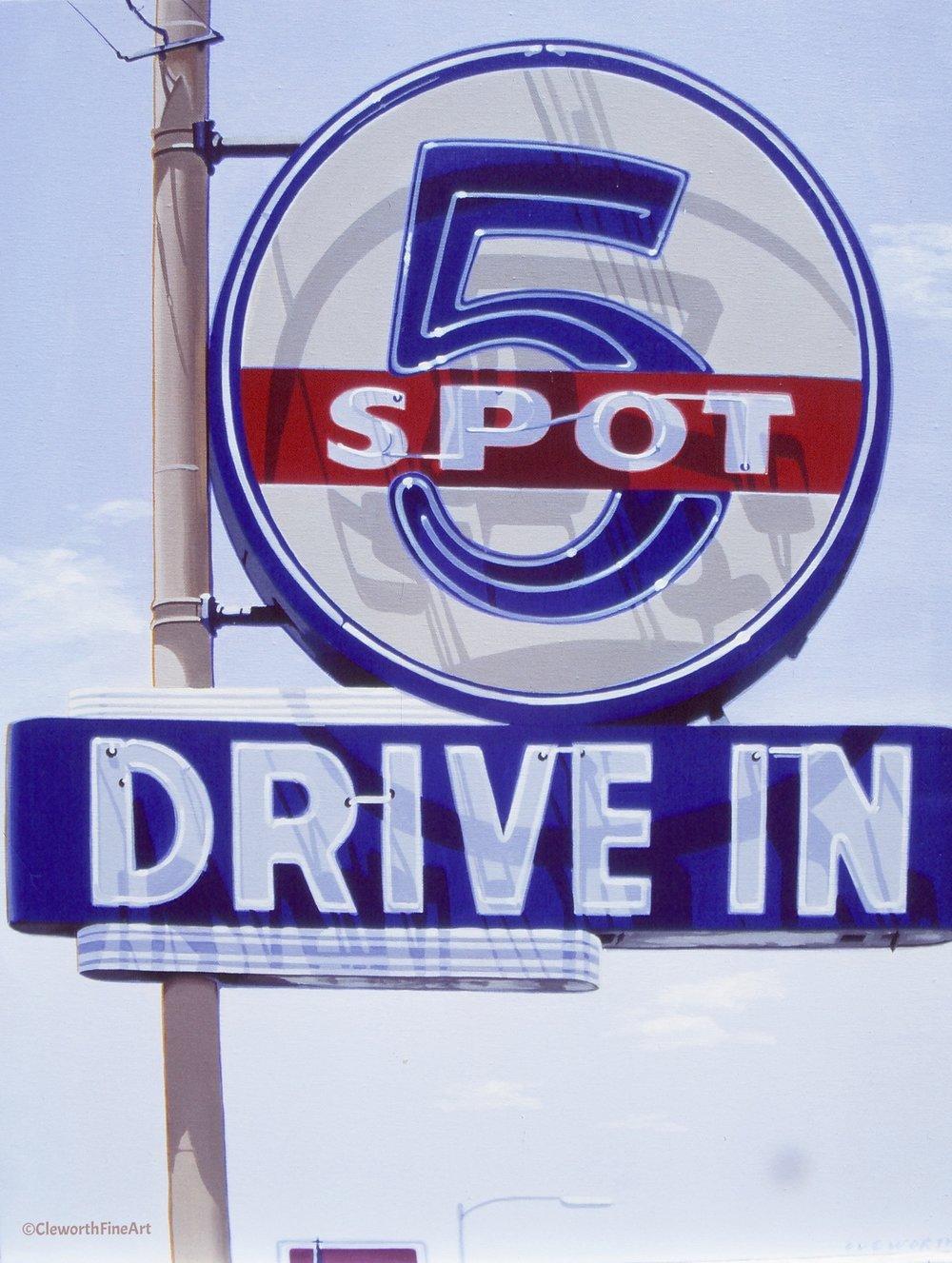 """""""5 Spot"""""""