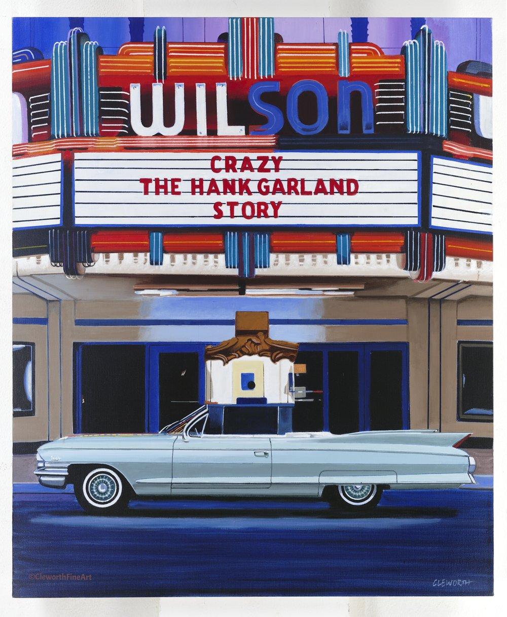 """The Wilson"""