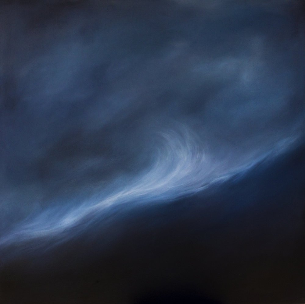 Night Solace III_ 2014 (100x91cm) Oil on Canvas.jpg
