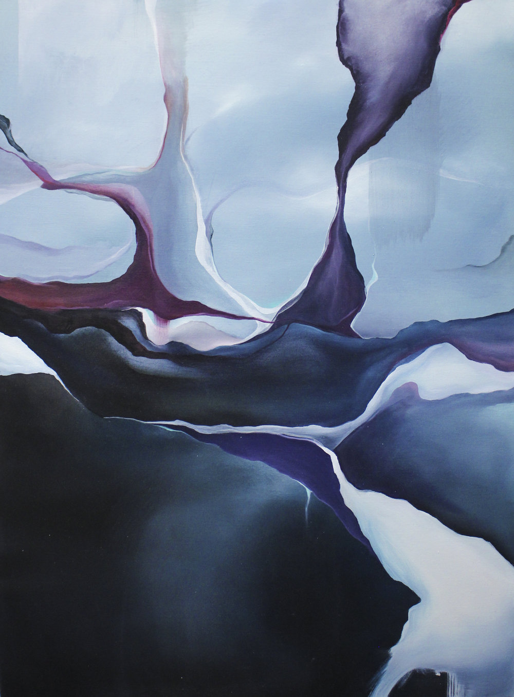 Soluble_ 2015 (101x76cm) Oil on Canvas.jpg