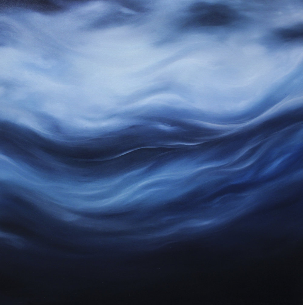 Undulation I_ 2015_ 100x90cm_ Oil on Canvas.jpg