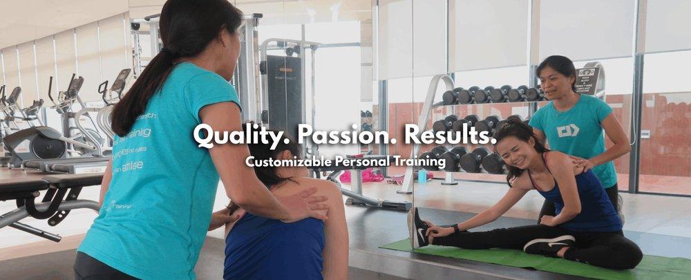 Customized Personal Training