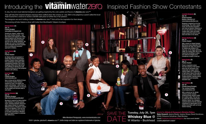 Jezebel featured a Vitamin Water competition in which I was a participant.