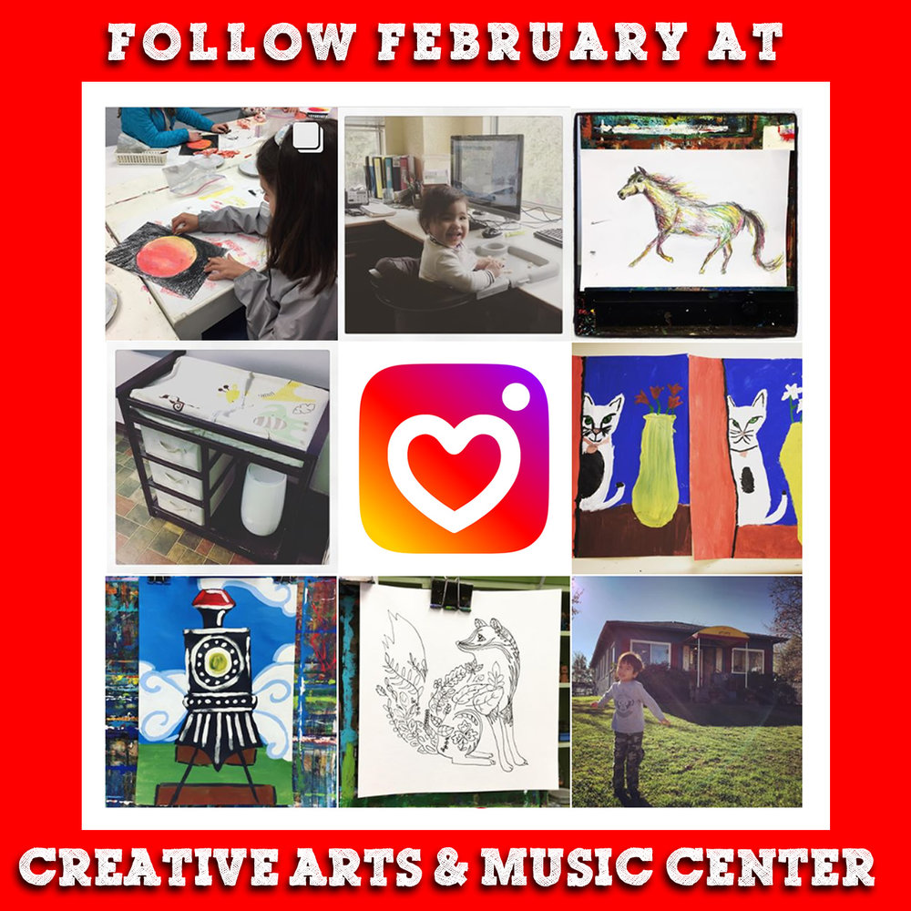 February Promo - Instagram