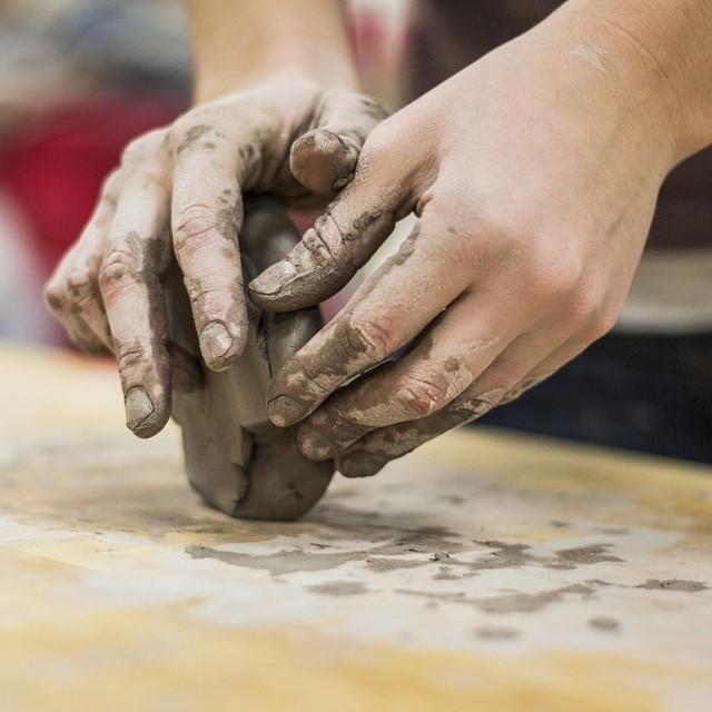 Clay Sculpting