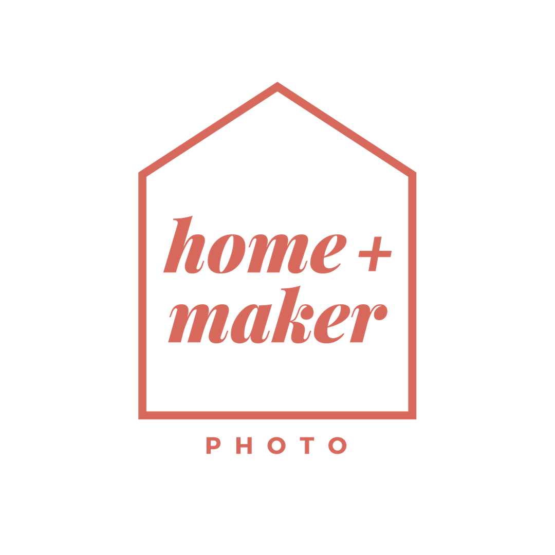 Home + Maker Photography