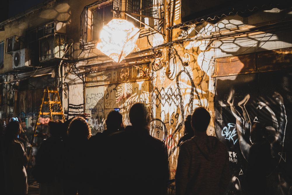 SWIRL - STREET LIGHTING